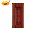 Innovative design main steel entry door for factory