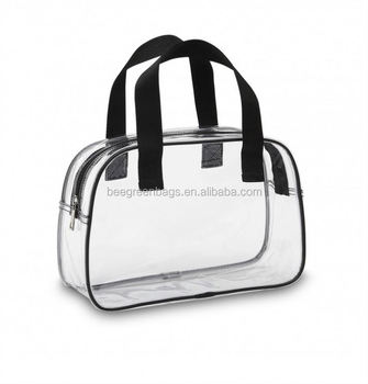 b4ce3ad7ce0c Beegreen Nfl Stadium Clear Vinyl Bags Wholesale With Costom Color ...