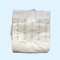 Super absorbency ultra thick adult baby diaper disposable
