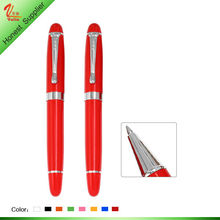 Red color ball point pen