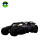 Movie character batman batmobile fiberglass car mold statue