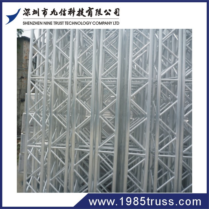 exhibition booth aluminum truss stage spigot truss system for sale