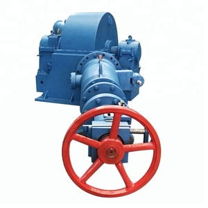 micro turbine generators for hydro power plant