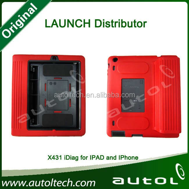 [Launch Distributor] Launch X431 idiag Scanner for IPAD Mini x-431 EasyDiag Diag Conception Update online auto diag