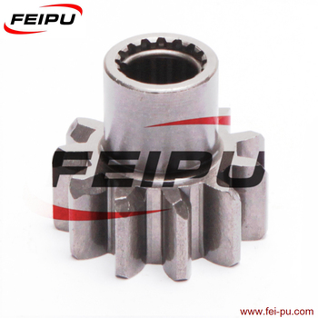 Pinion gear motor starter 10t cw 028300 3690 54 82209 for Starter motor pinion gear