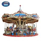 Outdoor Equipment Fairground Game Merry Go Round Playground Carousel For Sale