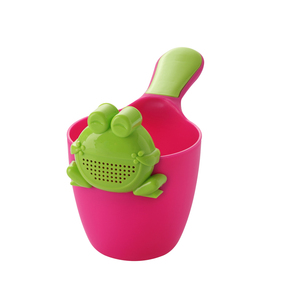 Hot Sale Cute Frog Children Shampoo Shower Rinse Cup