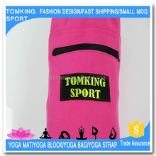 Exercise durable waterproof softextile yoga mat bag