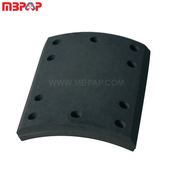4692 11t Automotive Brake Linings And Pads Wholesale For Fuwa Li Hj - Buy  Automotive Brake Linings,Brake Linings And Pads,Brake Pad Lining Product on