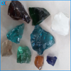 Wholesale Glass Ornaments Stone Glass For Fire Pit