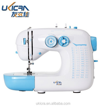 Ukicra Household Sewing Machine With 400 Stitches And 40step Button Custom 4 Step Buttonhole Sewing Machine