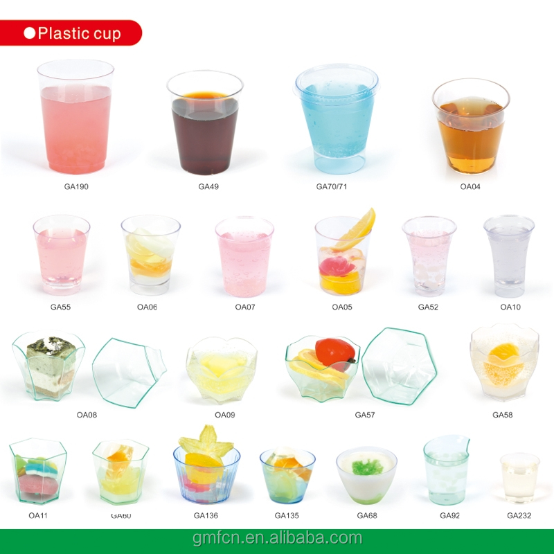 2oz  Disposable plastic ice cream cup