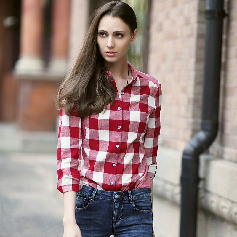 Discover Short Sleeved Plaid Shirts for Women, Long Sleeved Plaid Shirts for Women, and more at Macy's. Macy's Presents: The Edit - A curated mix of fashion and inspiration Check It Out Free Shipping with $75 purchase + Free Store Pickup.