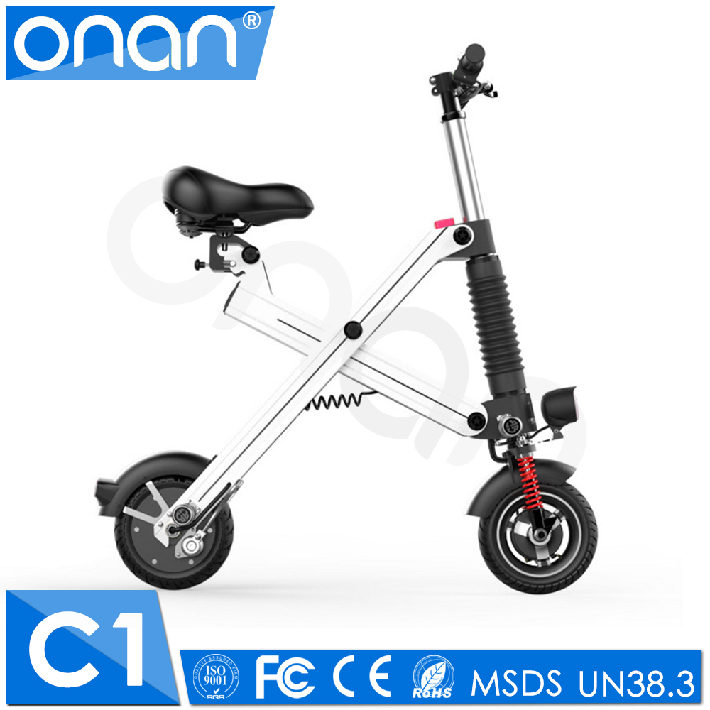 8 Inch 250W Motor Power New Scooter