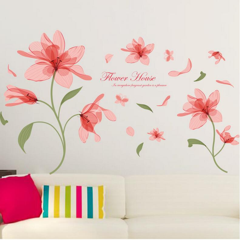 Syene 3d Art Hot Simple Scenery Red Rose Flowers Wallpapers For Teenage Adult Wall Murals Home