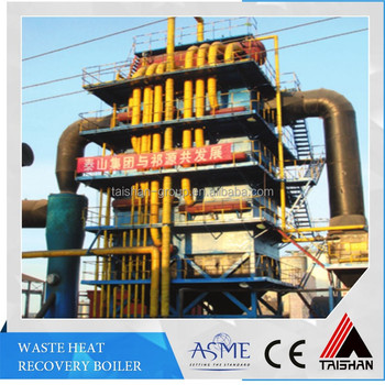 Hrsg Waste Heat Recovery Boiler By Taishan Group - Buy Hrsg,Waste ...