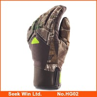 New Winter Breathable Hunting Gloves Tactical Hunting Shooting Guantes Ultra Warm Camouflage Camo Hunting Gloves