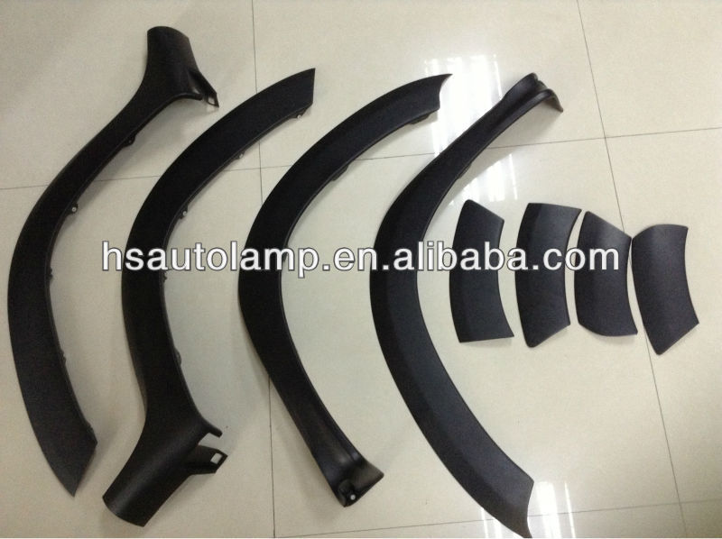 Fender Flare for renault Dacia duster 788A24426R, 788A33613R, 960178918R,960169632R