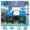 waste tire crusher for tyre recycling machine/scrap vehicle tire crusher