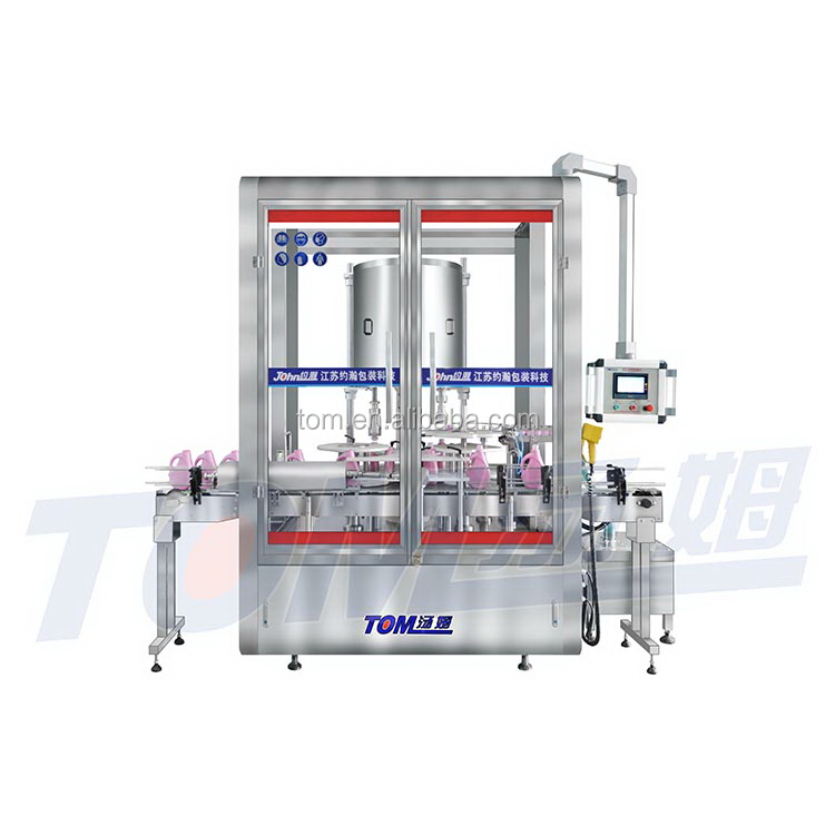 High ratio reliable reasonable price sesame oil filling and capping machine