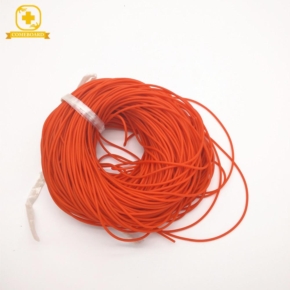 Latex hollow fishing pole elastic for carp coarse fishing
