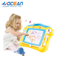 Multifunction mini drawing writing board magic slate for kids