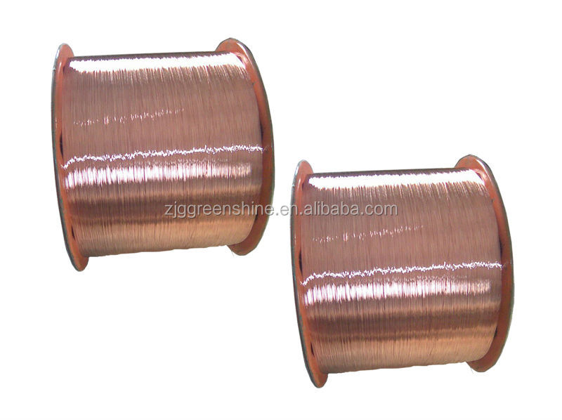 Best Price Copper covered steel (CCS) wire for RG6 coaxial cable