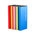 portable rohs ultra thin power bank 4000mah
