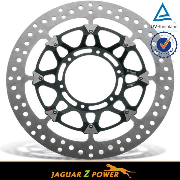 320mm Stainless Steel T-Drive Racing Motorcycle Brake Disc for Aprilia RSV4
