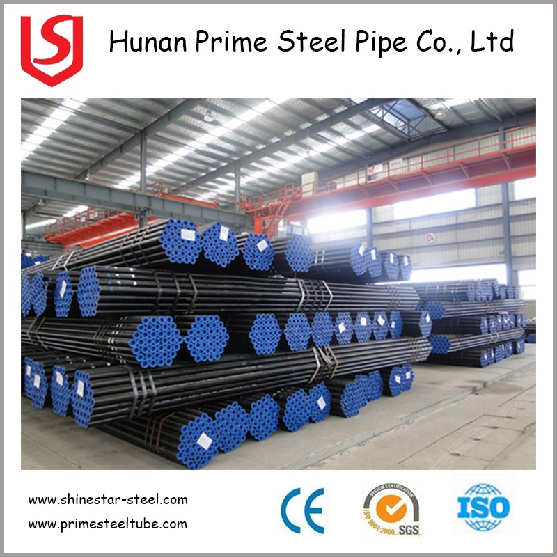 2016 prime steel API 5CTstandard casing and casing seamless carbon steel pipe for oil and gas transmission