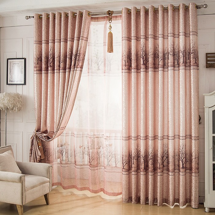Window Curtains Design For Living Room,Elegant Living Room ...