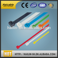 CHS-3X60 Colorful Stainless Steel Insert Nylon Cable Tie Wholesale Price