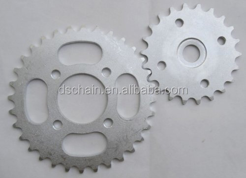 electric motorcycle transmission motorcycls chain go kart chain sprocket