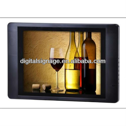 11 years'OEM/ODM experience in the R&D,production and sale of LCD products with 22 inch digital signage display