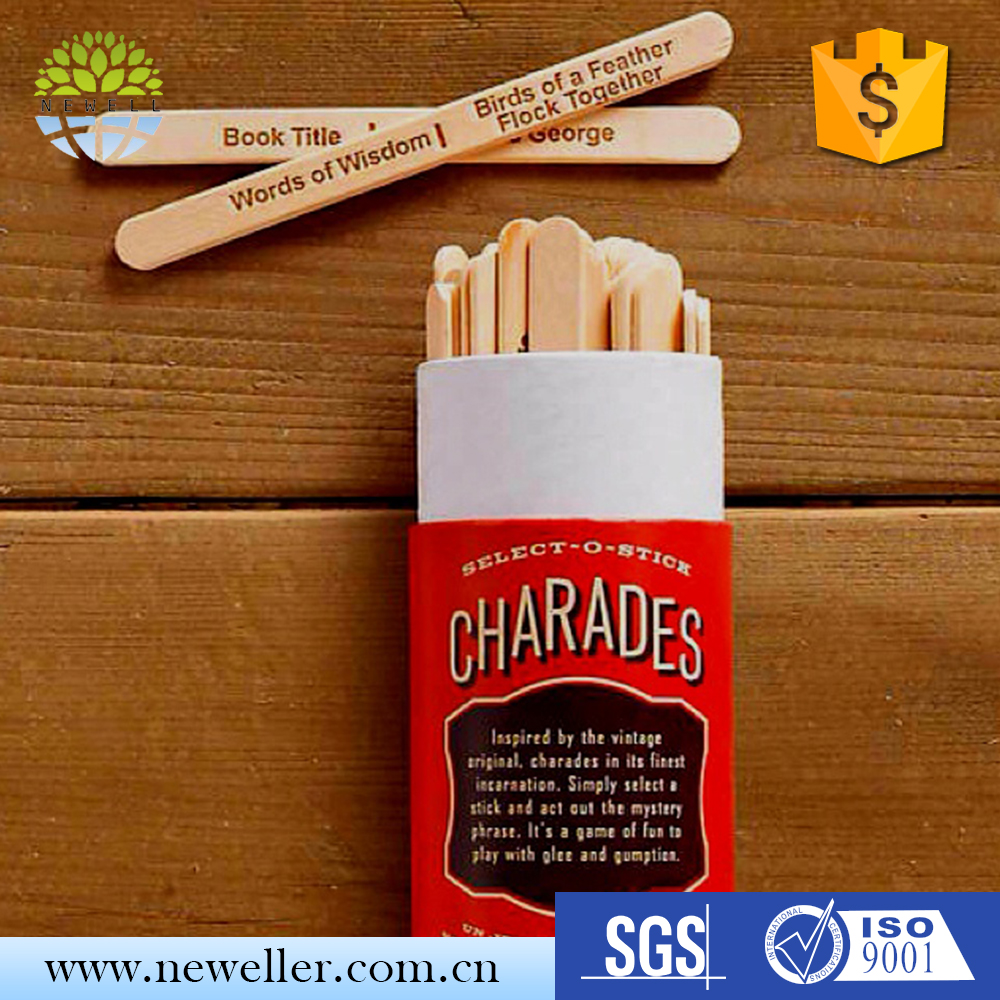 2017 top selling newell popsicle stick stamp With quality guarantee