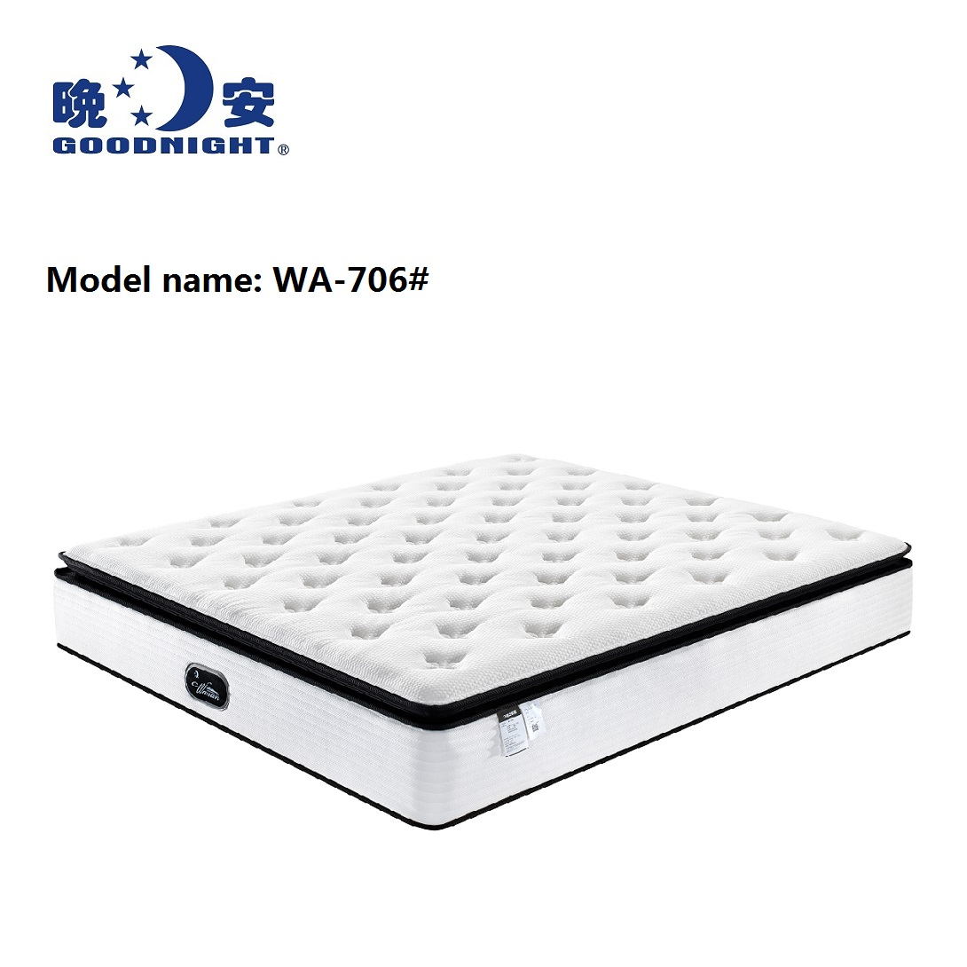 Bedroom Double Thick Mattress