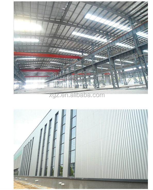 light steel frame warehouse logistics