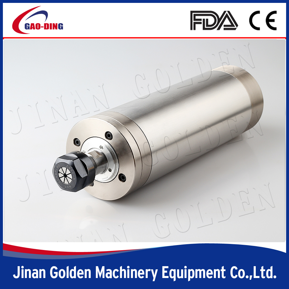 2.2kw water cooled cnc router spindle motor