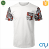 Custom Print Design Brand Name Cotton T Shirt