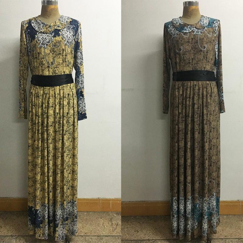 fe7b2268023f973 Купить Арабском Платье Стиль оптом из Китая