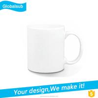 11oz personalized coffee photo ceramic mug with your design