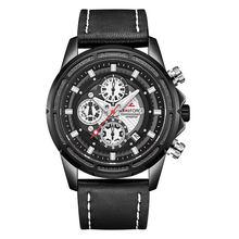 Роскошные Брендовые мужские часы Top ARMIFORCE, кварцевые Военные мужские кожаные спортивные часы, деловые мужские наручные часы, водонепроницае...(Китай)