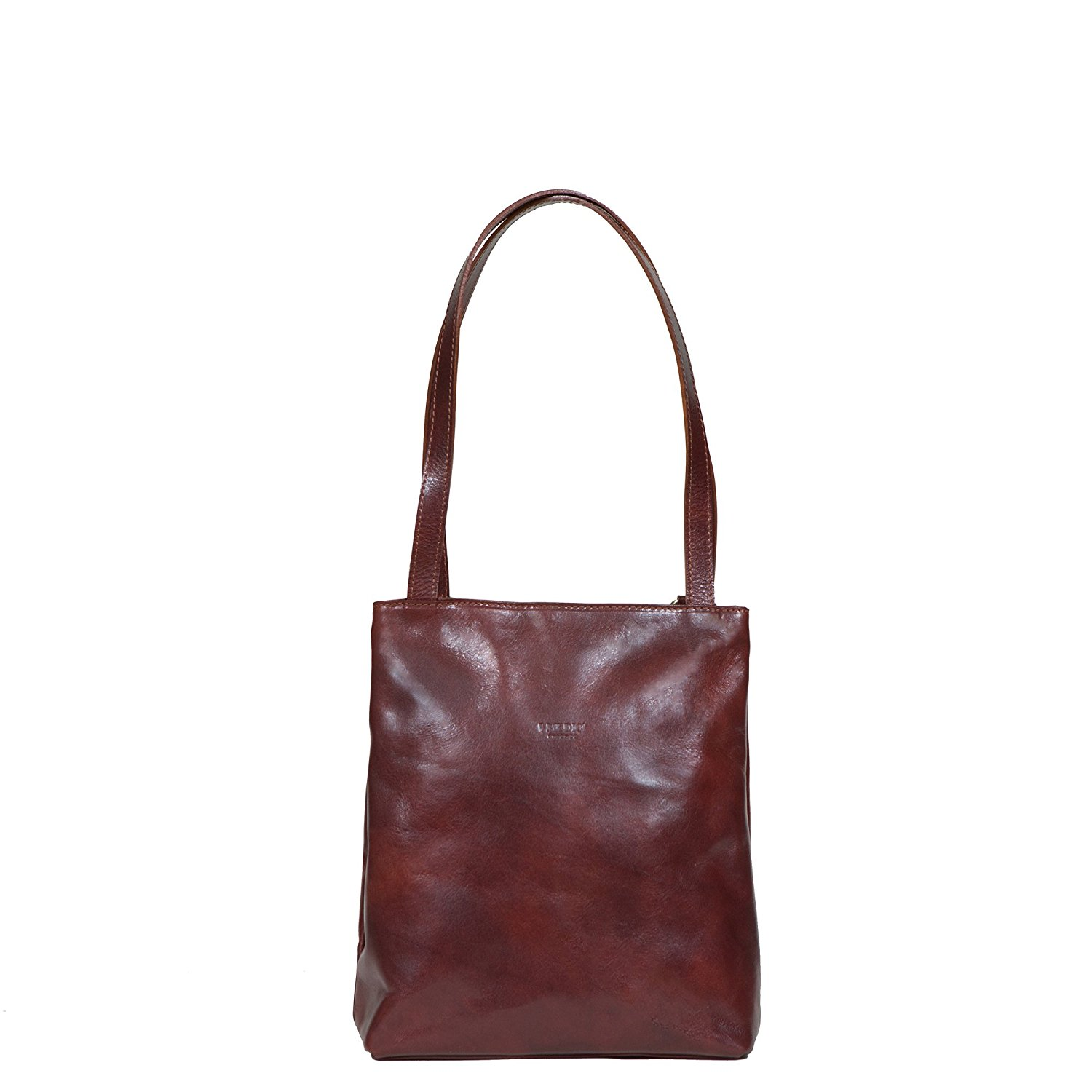 bd71be732b74 Get Quotations · I Medici Carino Leather Tote Bag