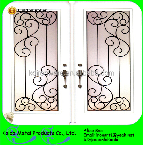 Cheap Simple Iron-window-grill-design Decorative House Window ...