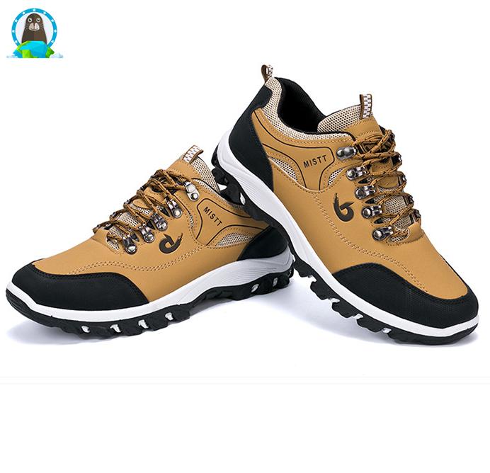 ce642aece8 Zapatos de montaña al aire libre Corea moda desgaste cómodo zapatos de los hombres  de los