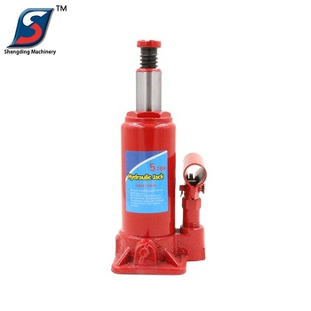 car repair and lifting tool telescoping types of hydraulic jack