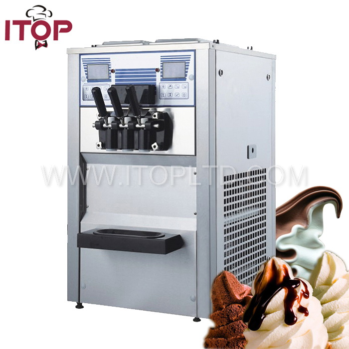 Commercial Soft Ice Cream Making Machine/Ice Cream Maker