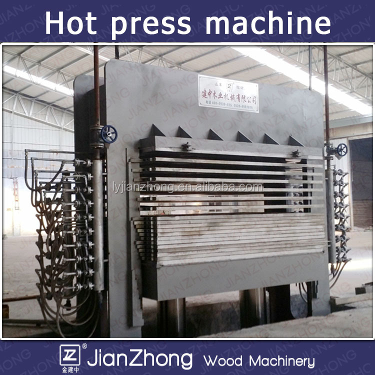 heat press machine/plywood laminating machine/plywood press
