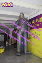 Giant Vivid inflatable ape man for outdoor advertising C-081