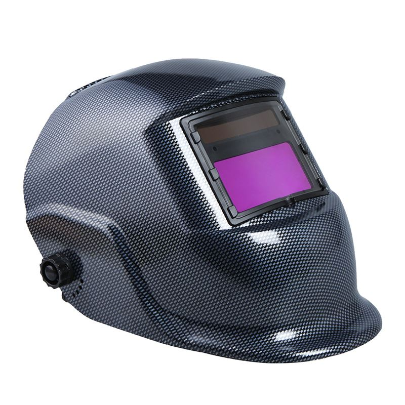 Auto Darkening Solar Welding Helmet Welders Mask Arc Tig Mig Grinding Solar Powered